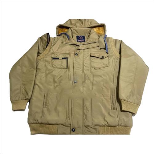 Mens Dispatched Sleeve Jacket