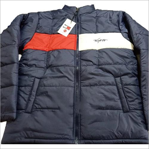 Mens Fiber Zipper Jacket