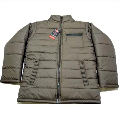 Mens Fiber Puff Jacket