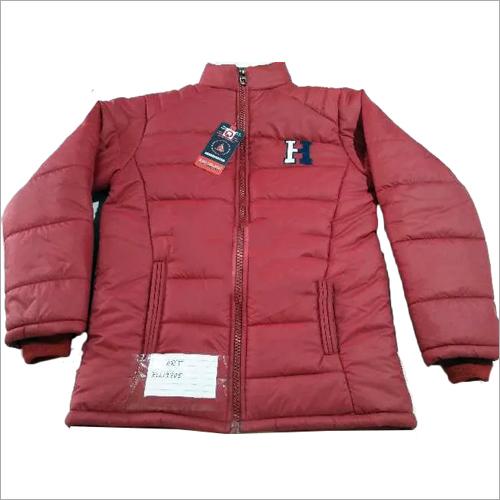 Mens Winter Fiber Jacket
