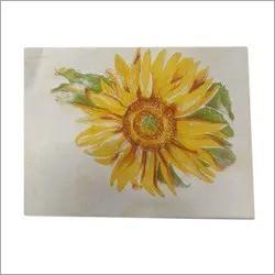 Flower Print Duni Napkin