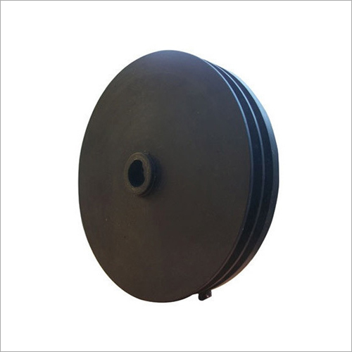 Black Cast Nylon Pulley