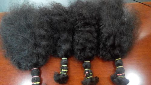 Premium Grade Raw Indian Temple Hair Supplier