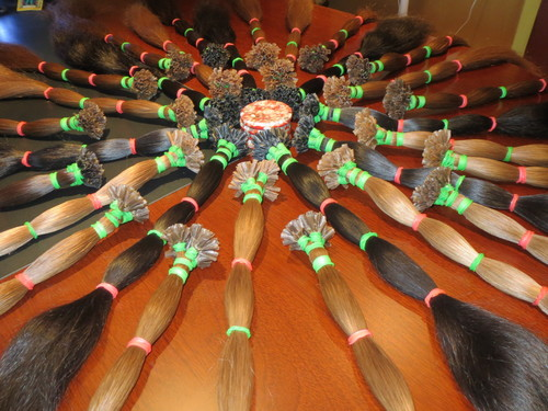 New Products For Festival Indian Human Hair Extension