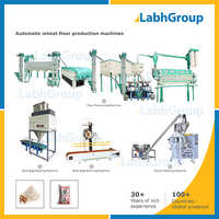 Advance High Capacity Wheat Flour Mill - Manufacturing Machines
