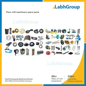 Spare Parts For Flour Mill Machinery