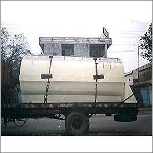 Milk Transportation Tanker