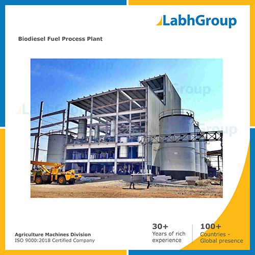 Biodiesel Making Machine - Processing Plant