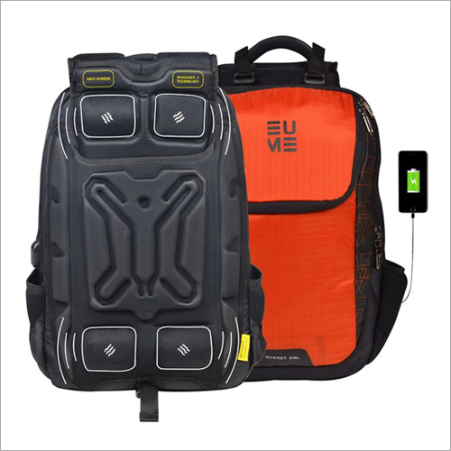 EUME Barret Massager 29 Ltr Laptop Backpack Bag
