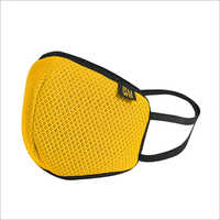 N95 Yellow Face Mask