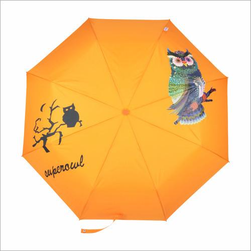 Owl Screen Logo Auto Open Umbrella