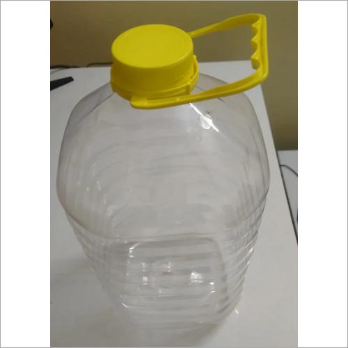 Transparent Plastic PET Water Bottle