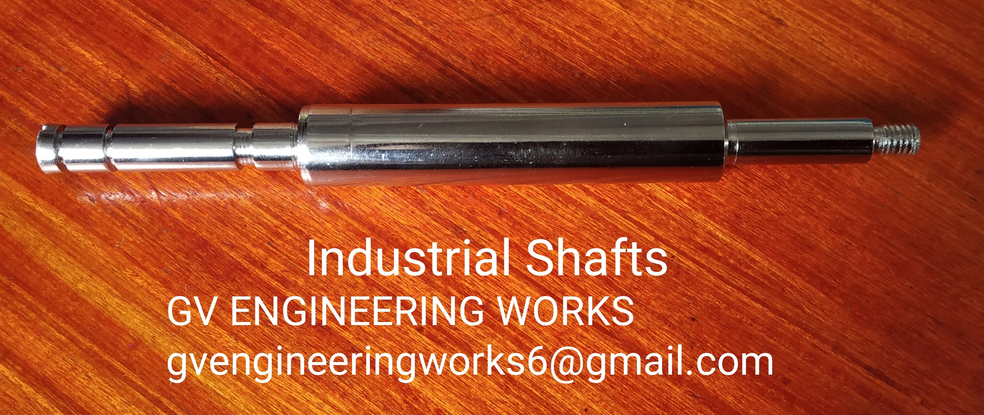Conical Shaft Parts