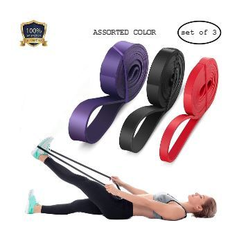 Kd Fitness Resistance Stretch Exercise Heavy Duty Band