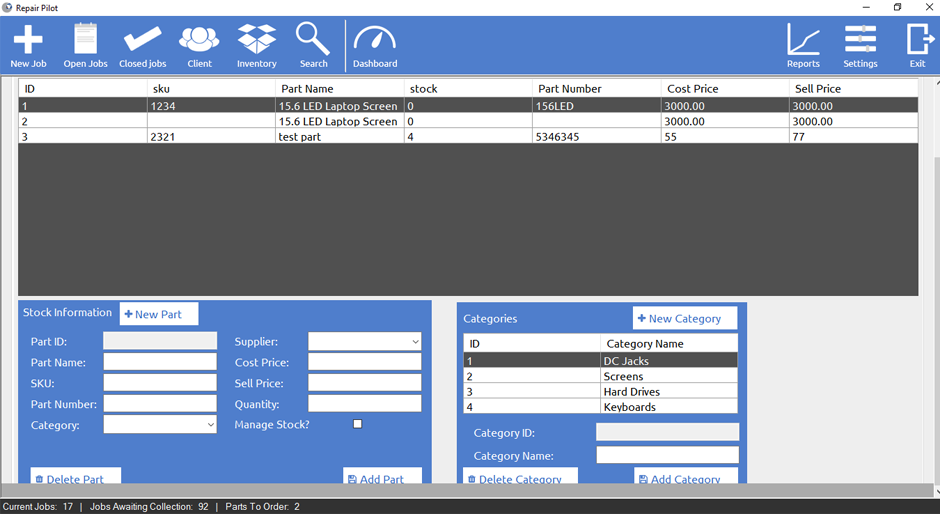 Service CRM Software