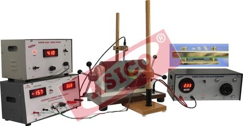 Measurement Of Magnetoresistance for Semiconductors