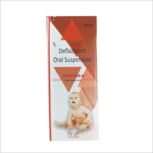 30 ML Deflazacort Oral Suspension