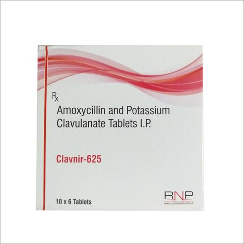 Amoxycillin And Potassium Clavulanate Tablets IP