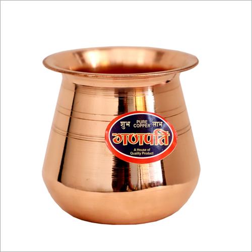 Copper Satari Lota