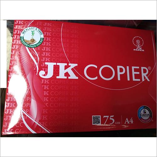 Xerox Paper JK Copier Red