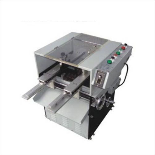 Post Soldering Cutting Machine