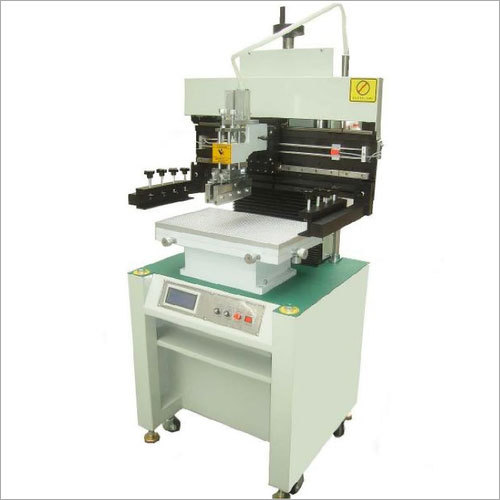 Semi Automatic Solder Paste Printer