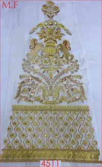 Bridal Lehnga Dyebal Kali
