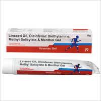 30 gm Linseed Oil Diclofenac Diethylamine Methyl Salicylate And Menthol Gel