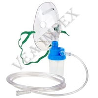 Nebulizer with Mask and Tubing