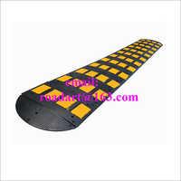 Roadart Rubber Speed Hump