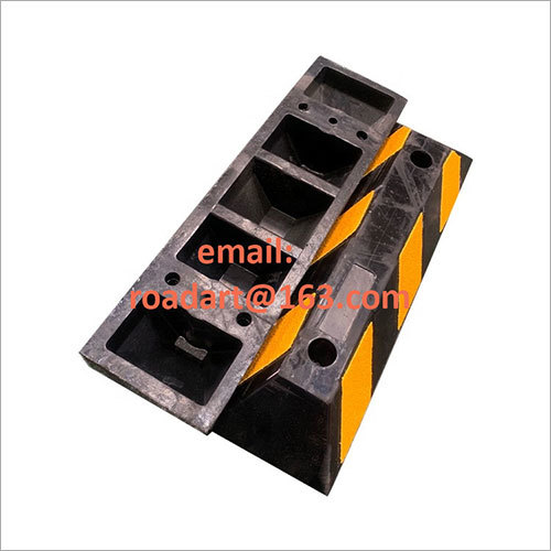 Rubber Wheel Stopper  Parking Blocks