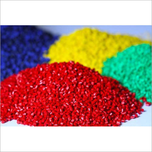 Coloured HDPE Masterbatches