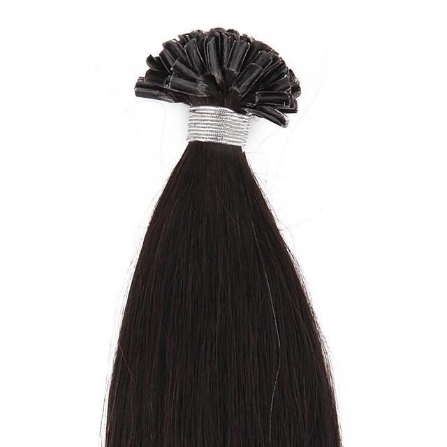 Indian U-tip Human Hair