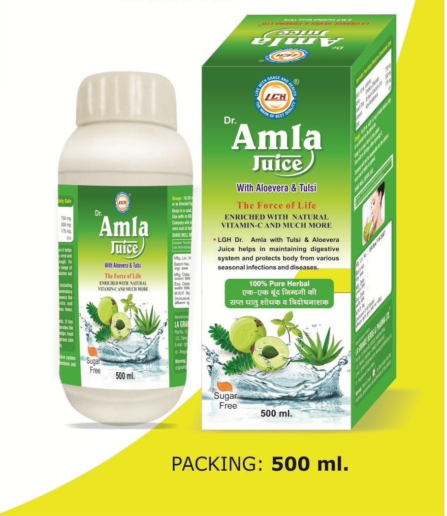 LGH Dr. Amla Juice
