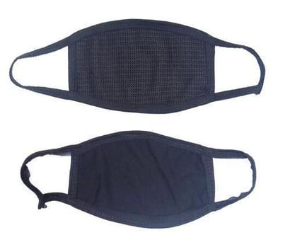 Pollution Mask Certifications: Certificate Available