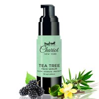 Chariot New York Tea Tree Face Serum For Men and Women 30 ml
