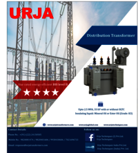 Industrial Distribution Transformers