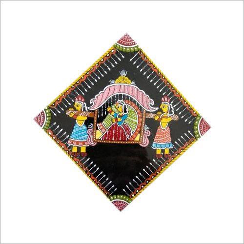 Madhubani Handmade Oil Painting