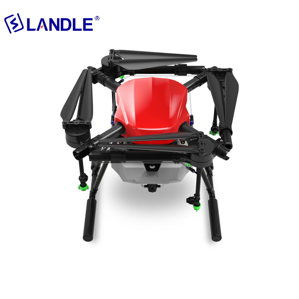 NLA410 4-wing Agricultural Sprayer Drone