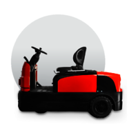 Industrial Tow Truck
