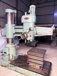 MAS VR-4 Radial Drilling Machine
