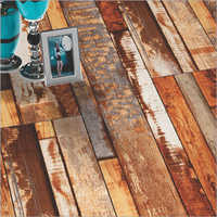 Beach Shack Wooden Flooring
