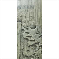 Nuts And Bolts Design Wooden Flooring