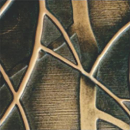 Wooden Designer Embossed MDF Panel