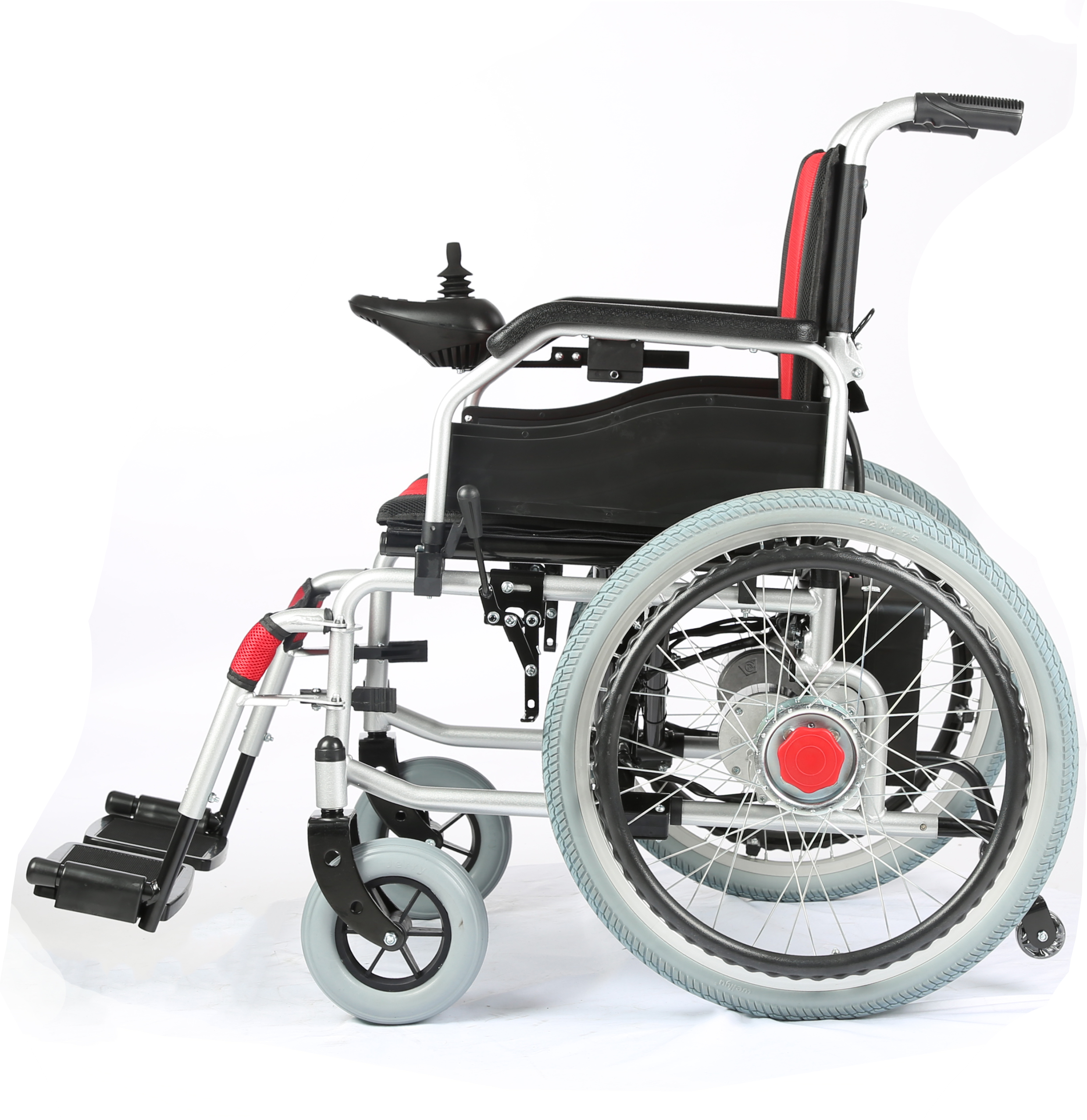 Evox-101E -Electric Power Wheelchair with Electromagnetic Break