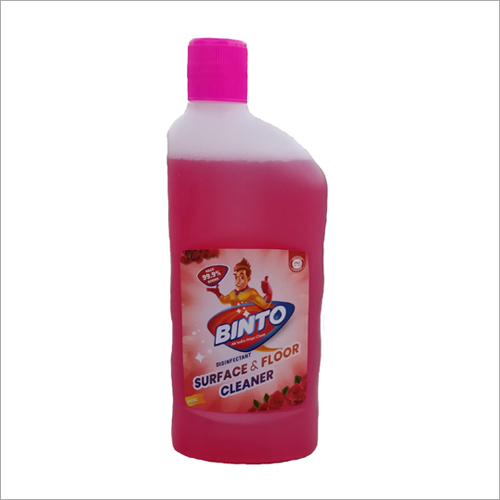 Binto Surface And Floor Cleaner with Rose Fragrance