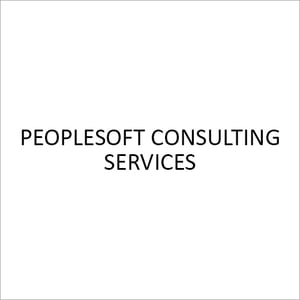 PeopleSoft Consulting Services