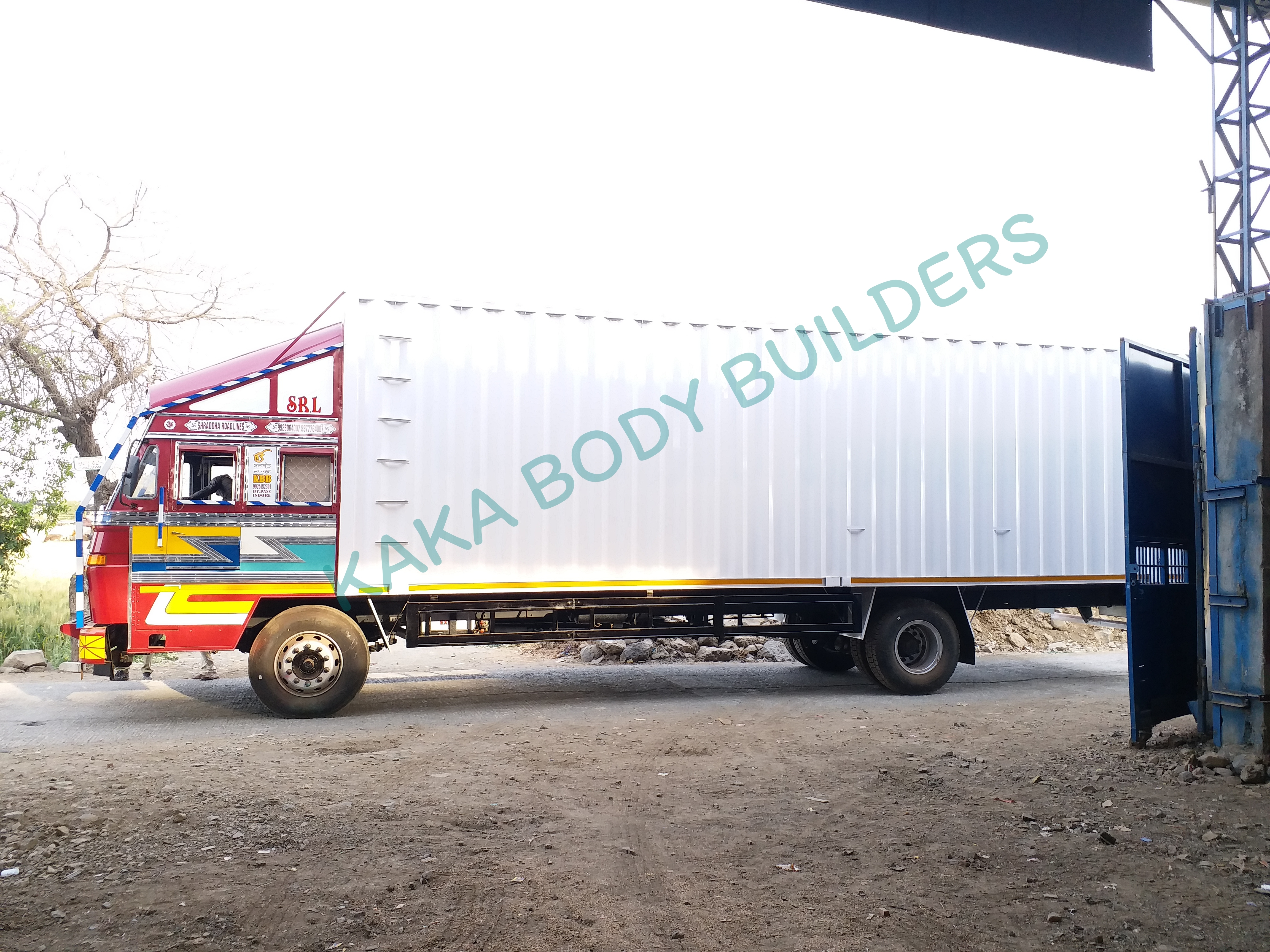 Truck Container Body