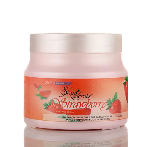 Strawberry Massage Cream