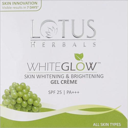 Skin Whitening And Brightening Gel Cream